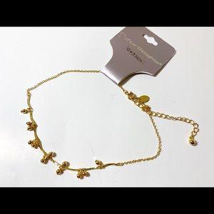 ❤️ 3/20 Gold Dainty Layering Choker